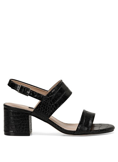 Nine West Nine West AS00411879 Kadın Topuklu Ayakkabı Siyah